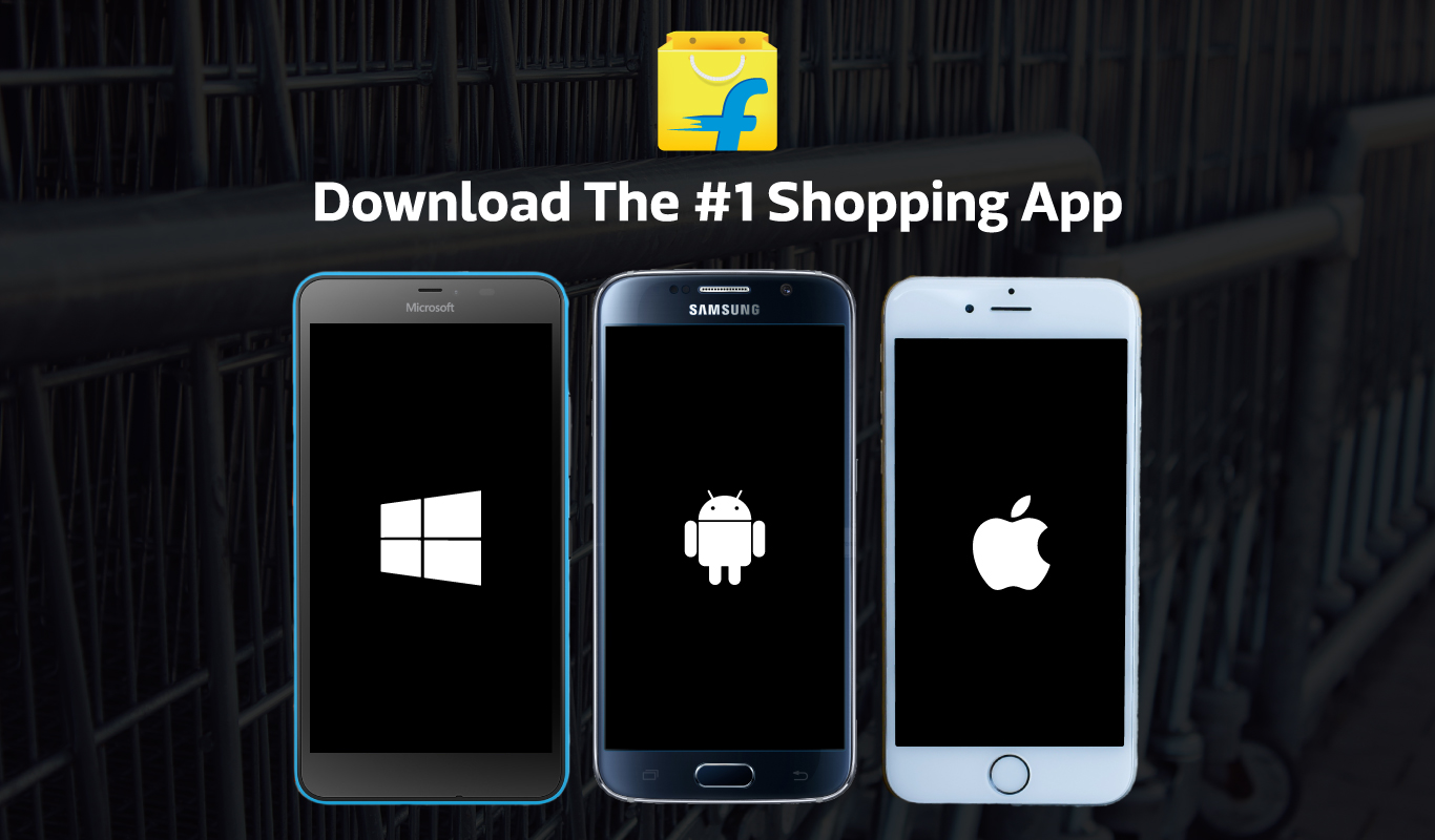 Download the Flipkart mobile app