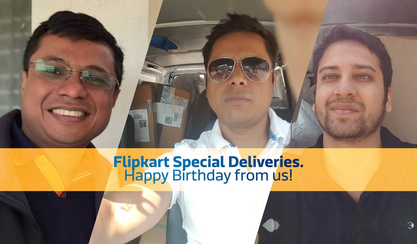 Flipkart Special Deliveries
