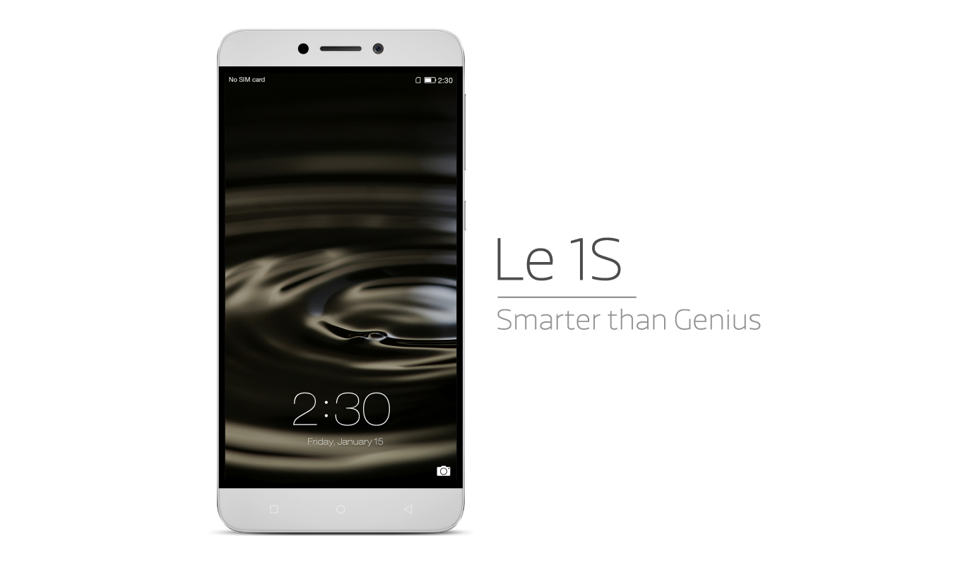 Le1S from LeEco (formerly known as LeTv) - Exclusive on Flipkart