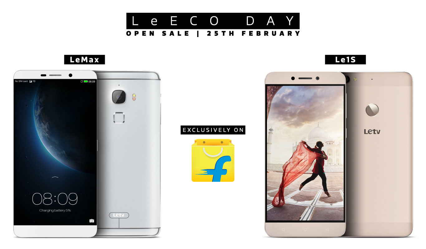 LeEco Day – Top smartphones now available for everyone